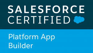 Certification Salesforce - Platform App Builder