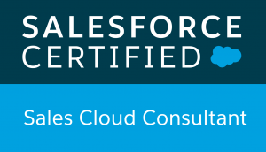Certification Salesforce - Sales Cloud Consultant